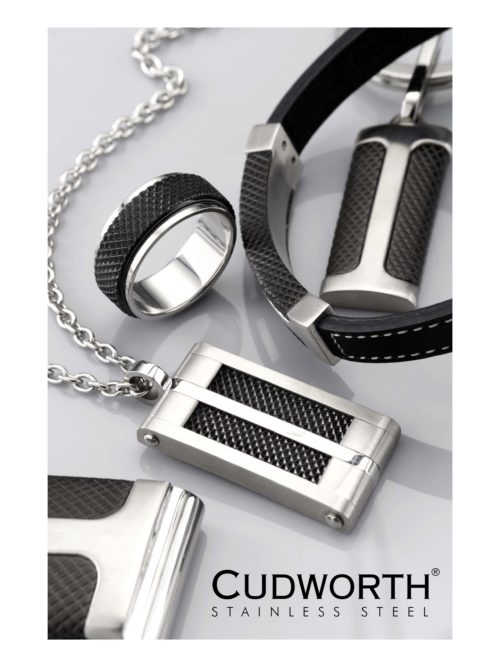 Cudworth A4-showcards-rubber collectie