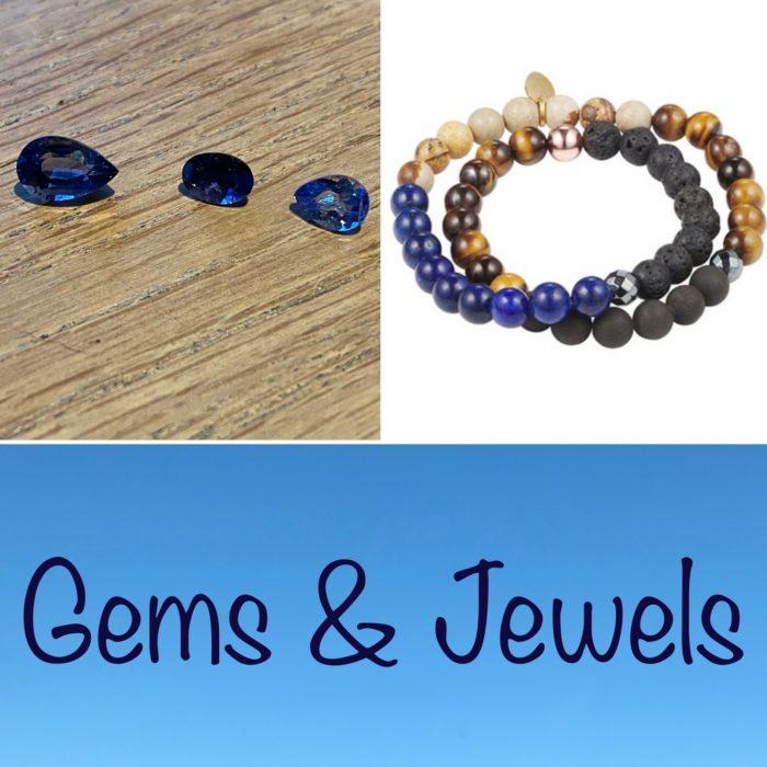Gems & Jewels event
