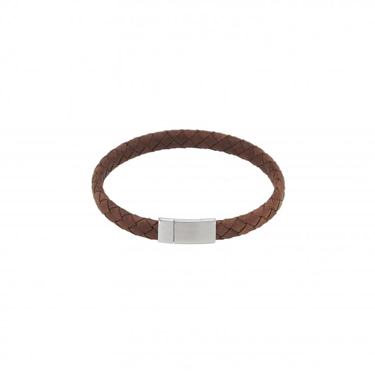 630-25A iFmHeemstede armband bruin