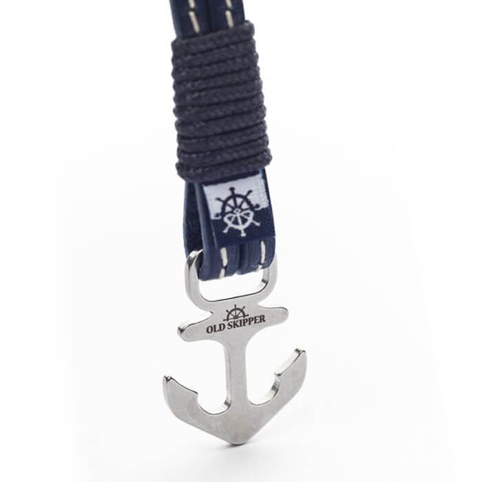 Lorelei DSLB-7000A armband dubbele wikkel Old Skipper via IFMHeemstede ankersluiting