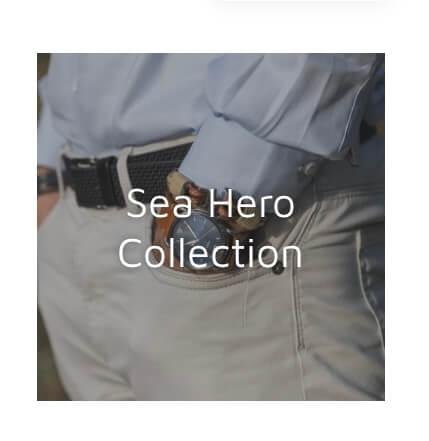 Sea Hero collectie Old Skipper via IFMHeemstede