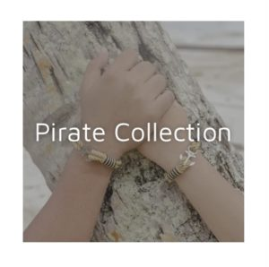 Piraten collectie Armbanden Old Skipper via iFmHeemstede