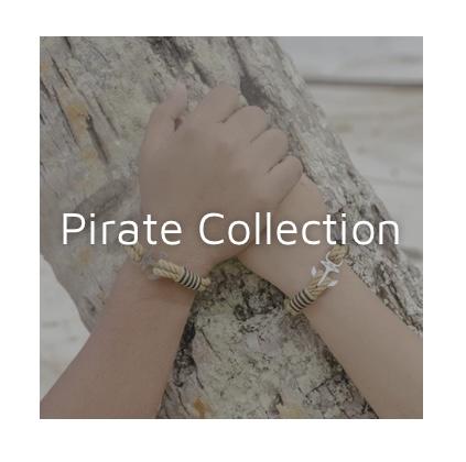 Piraten collectie Armbanden Old Skipper via iFmHeemstede