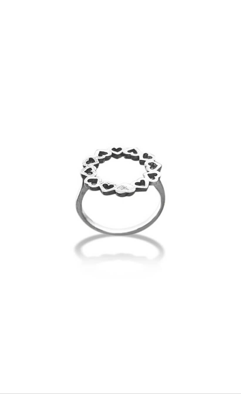 IFMHeemstede LGR ring met cirkel bovenop