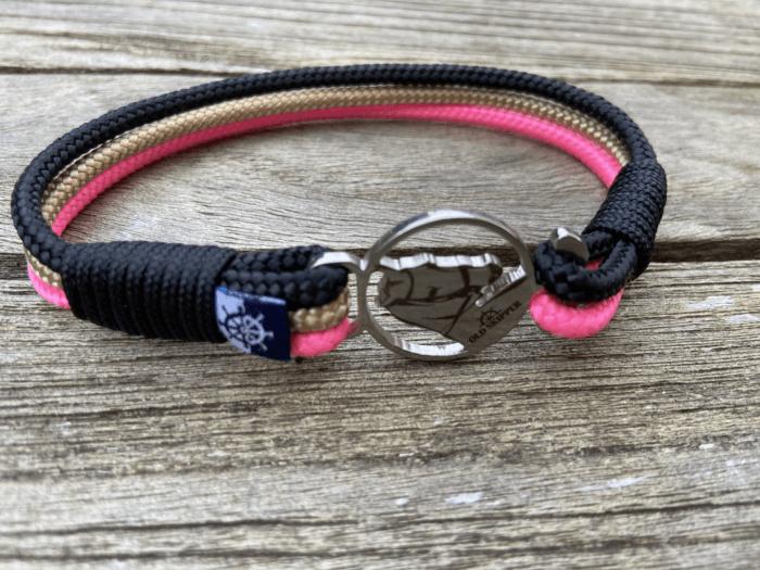 IFM Heemstede Walter Pink OS armband